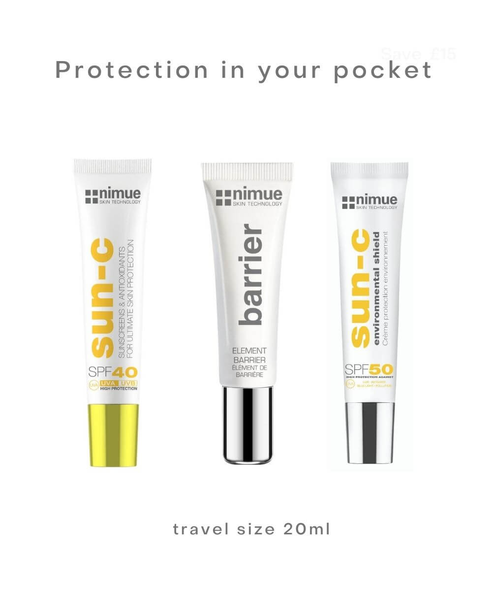 nimue sunscreen skin online shop Esse&co Beauty London